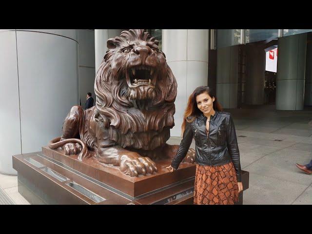 100 Híres épület a világban - 9. rész HSBC Building | Tamás Anita