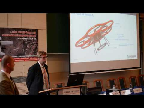 Paul Sterzik - Quality and efficiency in UAV applications
