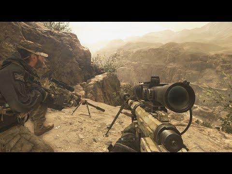 Captain Price Vs Shepherd - Modern Warfare 2 Remastered Ending