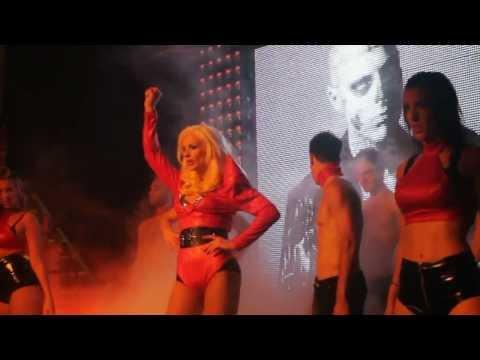 Fête Arc-en-ciel 2012 au cabaret Le Drague (Québec) -  Drag Queens - Gyzel [2]