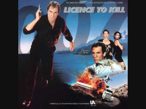 James Bond - * Licence To Kill *
