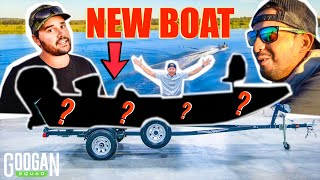 Revealing the RARE GOOGAN JET BOAT ( FULL TOUR )