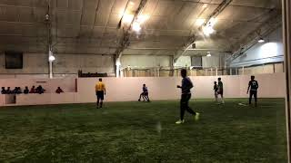 Somali youths soccer players in Columbus OHIO