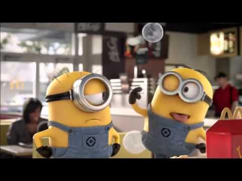 Mc Minions Trailer 2014 (Despicable Me 2) - YouTube