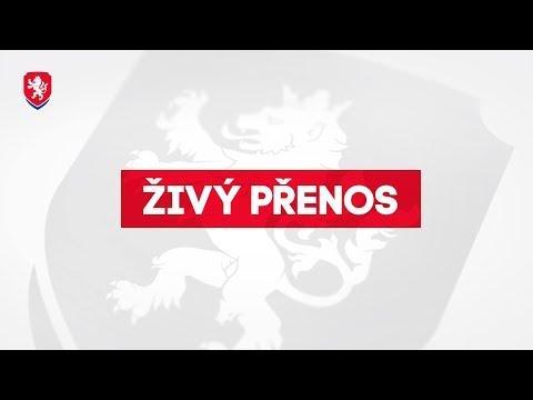 Přímý přenos: Česká republika U18 - Dánsko U18