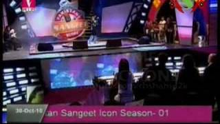 Ali Asad Sun Re Sajania Pakistan Sangeet Icon 1 Episode 13