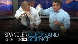 Quicksand Science - Cool Science Experiment