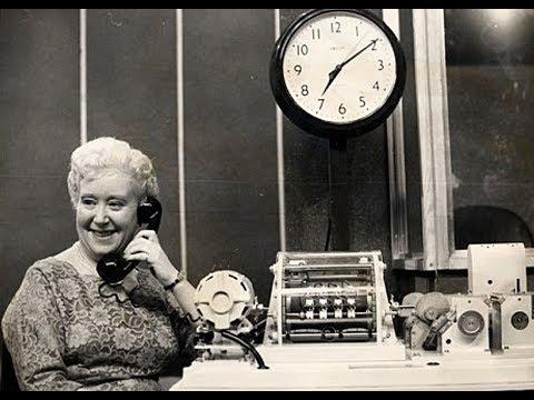 The Speaking clock
