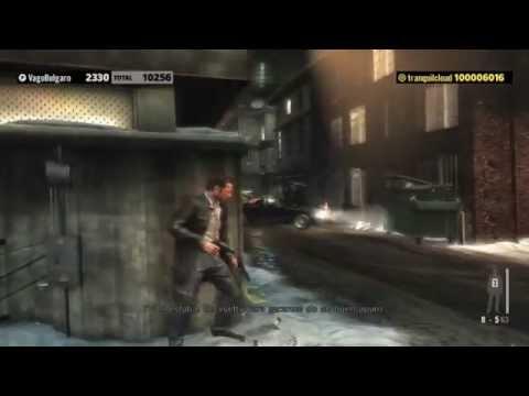 Truco Max Payne 3 XP Fácil y Rápida