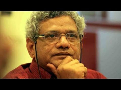 Sitaram Yechury To Government : Stop Interfering In Central Universities