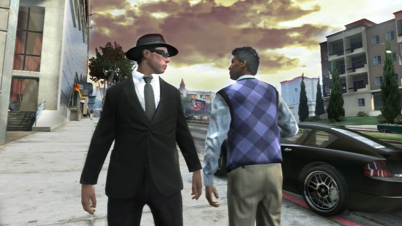 gta online how to get a full suit youtube