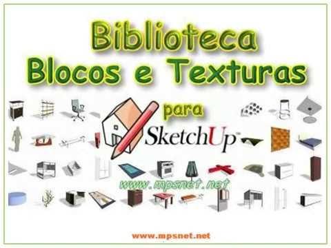 blocos sketchup gratis