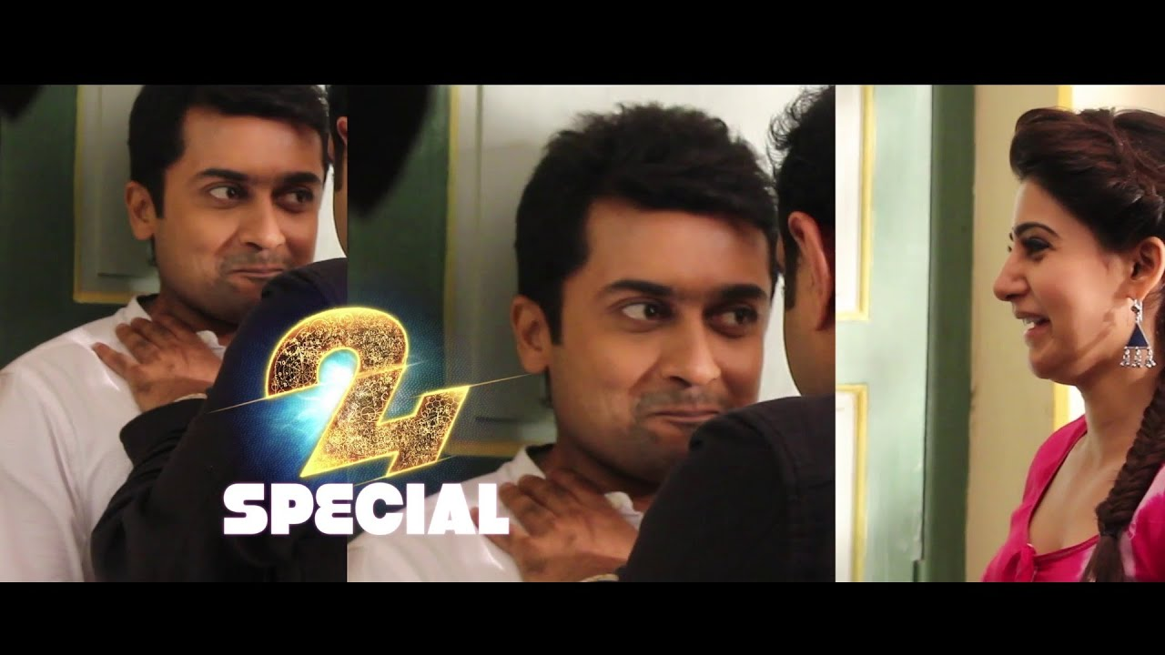 All About Surya Only About Surya 24 The Movie: 24 Special Promo - Suriya