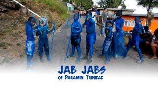 Jab Jabs of Paramin Trinidad