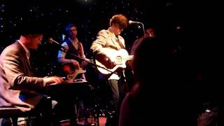 Ron Sexsmith singing Hard Bargain at Club Cafe - 3/11/11