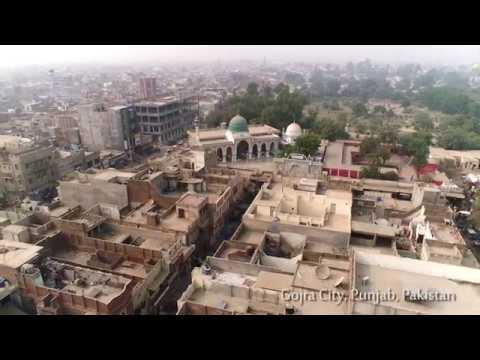 Gojra City Aerial Filming
