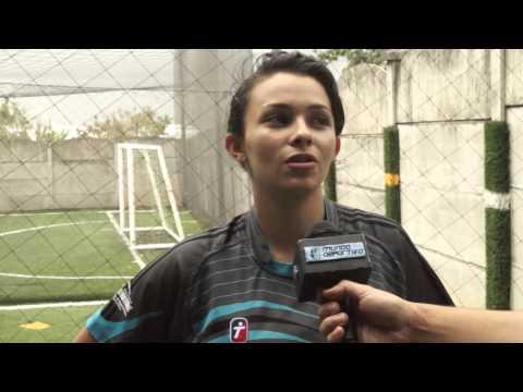 María José Ramírez Chacón, ala CCDR Flores Futsal
