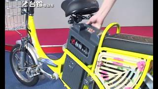 Tailg lithium battery bicycle