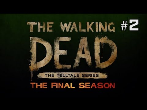 Twitch Livestream | The Walking Dead: The Final Season Ep. 2 Suffer The Children [Xbox One] thumbnail