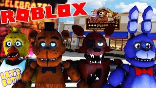 PLAYING AS FOXY AND BUILDING A NEW FNAF OFFICE! | Roblox Animatronic Tycoon (Five Nights at Freddys)