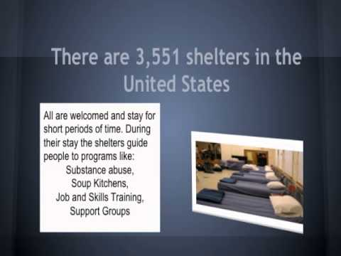 Homelessness in the United States Group 2