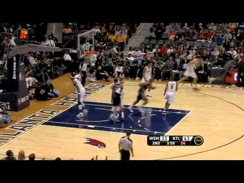 Washington Wizards vs Atlanta Hawks (25/11/2010)