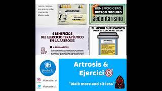 ????Artrosis & Ejercicio - Revista Flipboard EJERCICIO TERAPÉUTICO????