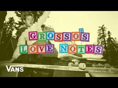 Loveletters Season 10: 80s Contests Love Note | Jeff Grosso's Loveletters To Skateboarding | VANS