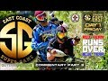 Supergame East Paintball - Red Spawntraps Blue! (Day 1 - Friday Commentary 3)