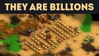 Что делать будем на 500% в They Are Billions?