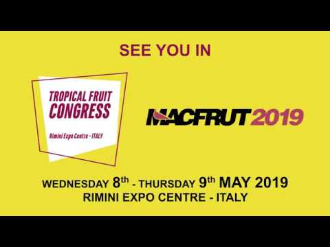 MANGO & AVOCADO 2018 - MACFRUT 2020