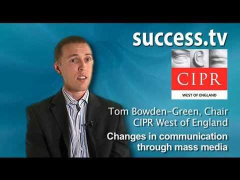MARKETING - Communication Through Mass Media