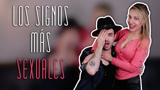 SEXO y ZODIACO / Signos Mas Sexuales / con @Marcelaamq Marcela Moss