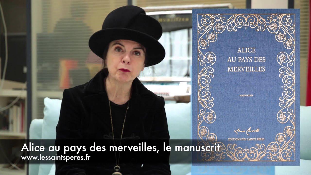 Am lie nothomb et alice au pays des merveilles de lewis carroll 3 4 youtube - Objet alice au pays des merveilles ...