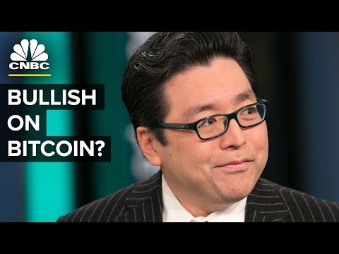Don't Believe The Bitcoin Bears, Says Fundstrat's Tom Lee | CNBC