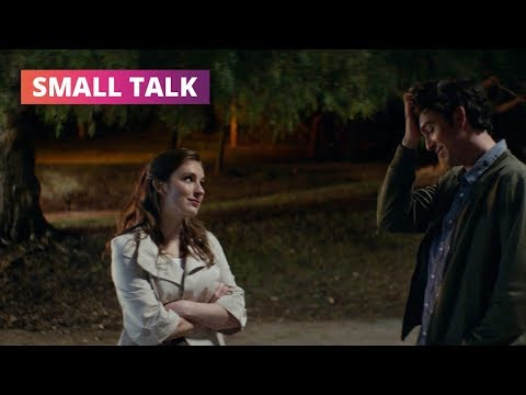Small Talk  ft. Leah Bobbey & Nicholas Braun  New Form case