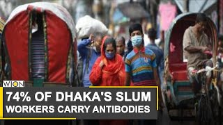 Half of Dhaka's residents carry antibodies | Coronavirus Pandemic | World News