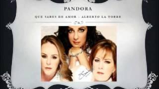 Pandora - Que Sabes de Amor