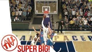 NBA 2K14 My Career - Super Big Game!