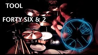 Tool-Forty Six & 2 Drum Cover-Johnkew