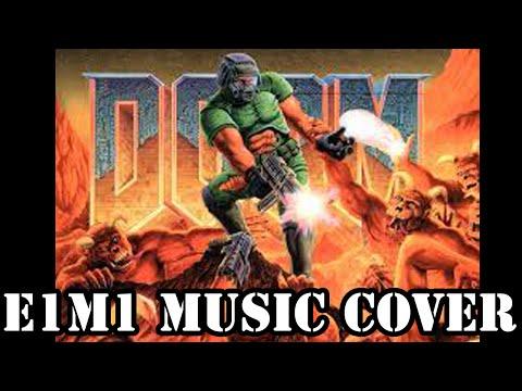Doom E1M1 Music Cover