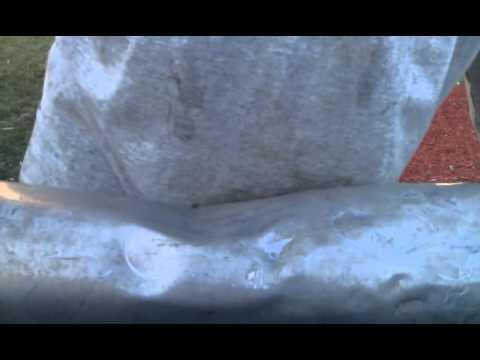 Irrigation pipe repair - YouTube