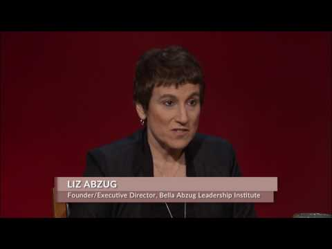Eldridge & Co. - Liz Abzug: The Bella Abzug Leadership Institute (BALI)