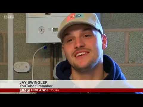 JAY SWINGLER BBC NEWS INTERVIEW (TGFBRO)