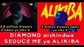 Video EXCLUSIVE :DIAMOND ameshindwa kuvunja REKODI hii ya ALIKIBA download MP3, 3GP, MP4, WEBM, AVI, FLV April 2018