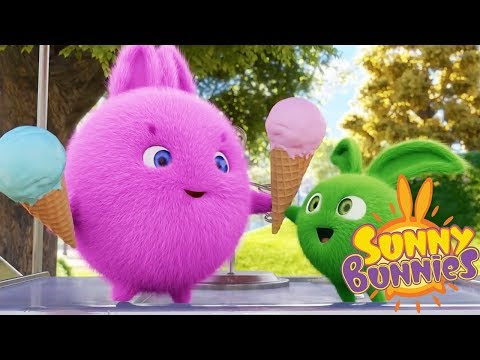 Videos For Kids | SUNNY BUNNIES NATIONAL ICE CREAM DAY | Funny Videos For Kids