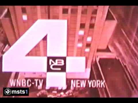 WNBC-4 New York - Station IDs - 1964