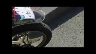 видео Что делать если слетает и растягивается цепь на мопеде альфа