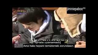 (Türkçe altyazılı)-Bigbang~Aegyo DaesungBingu TOP