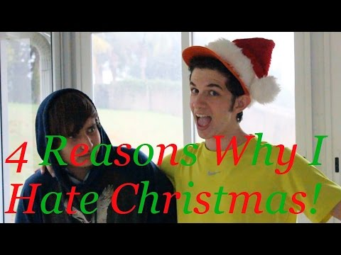 4 Reasons Why I Hate Christmas